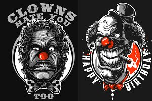 Very Bad Clowns