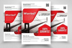 Multi Purpos Business Flyer Template