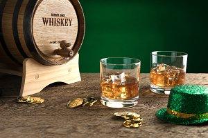 St. Patrick's Day Whiskey