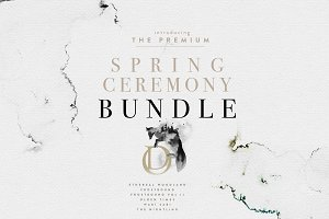 Spring Ceremony BUNDLE