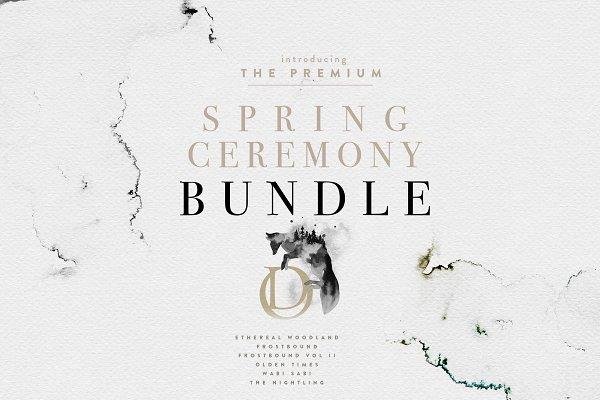 Spring Ceremony BUNDLE