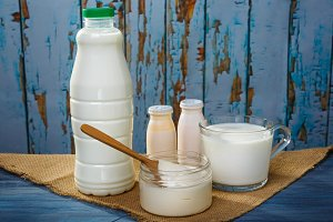 Farm dairy products