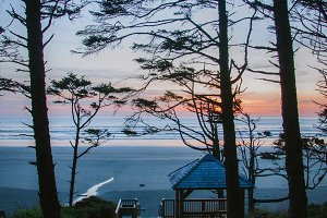 Pacific Northwest Coast Resort