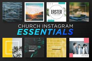 Church Instagram Essentials