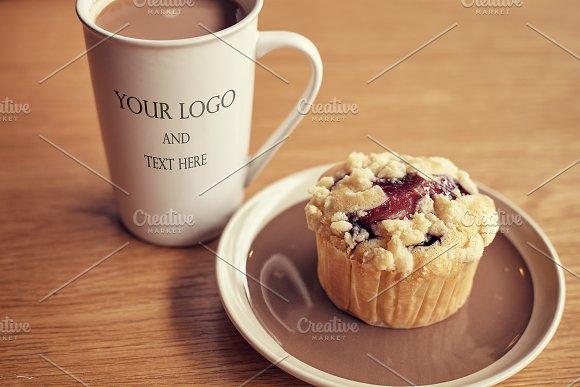 Coffee In Mug MOCKUP