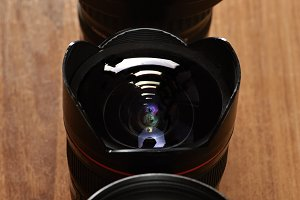 Close up camera photography lenses