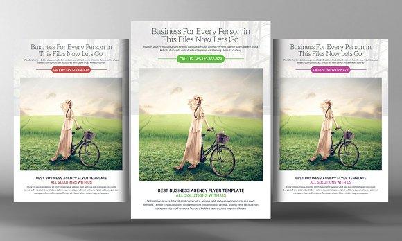 Fashion Business Flyer