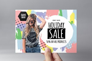 Grand Sale Flyer Templates