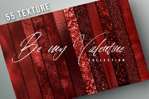 55 Red Gold & Glitter Textures