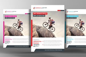 Sport Template Business Flyer