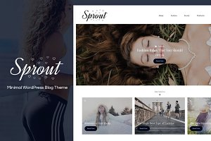 Sprout - WordPress Blog Theme