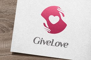 Give Love Logo