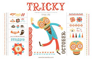 Tricky (Clipart)