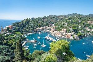 Portofino Mediterranean Sea