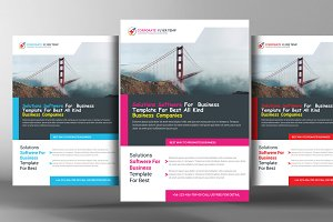 Creative Business Flyer Psd