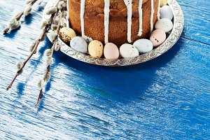 Russian Easter Kulich