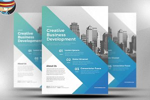 Corporate Flyer Template v5