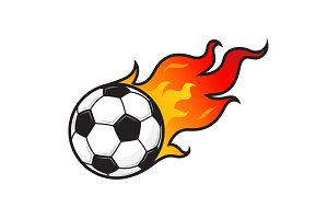 Soccer Flame