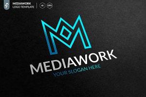 Media Work Logo