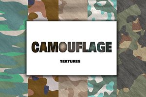 Camouflage textures V2