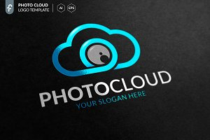 Photo Cloud Logo