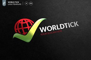 World Tick Logo