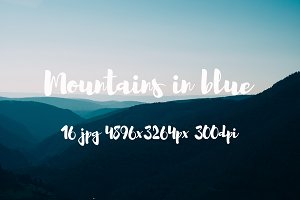 Blue montains