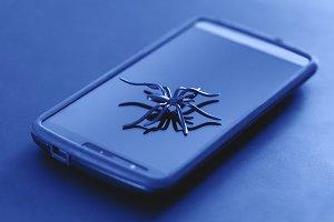 Web & telecommunications concept