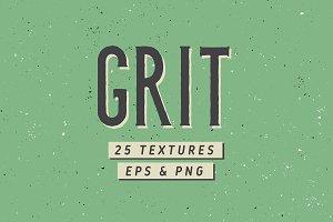 Grit - 25 Grit Textures