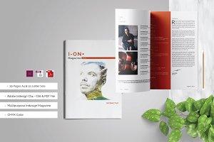 I-ON+ Magazine