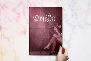 50 Pages Stylish Magazine