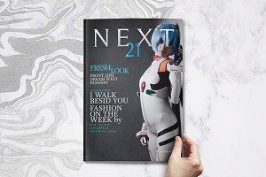 Multipurpose Indesign Magazine