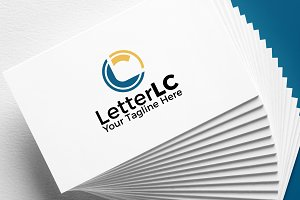 letter LC | Logo Template