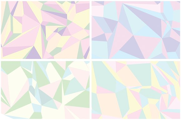 Holographic Patterns + Templates Set in Patterns - product preview 9