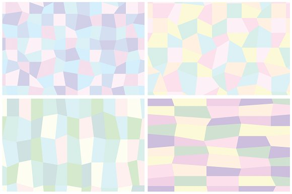 Holographic Patterns + Templates Set in Patterns - product preview 10