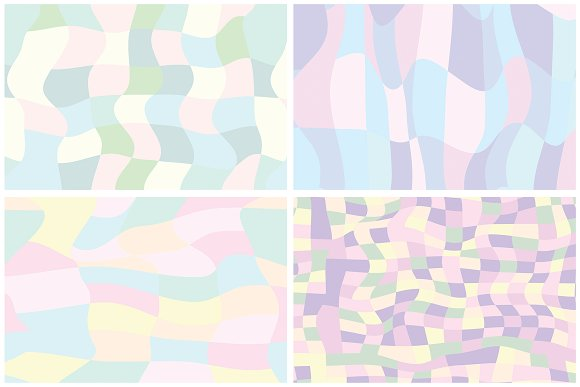 Holographic Patterns + Templates Set in Patterns - product preview 11