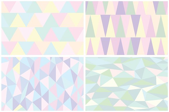 Holographic Patterns + Templates Set in Patterns - product preview 12