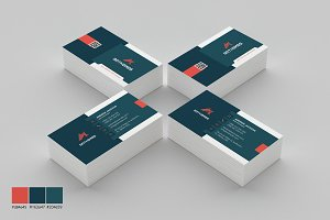 Business Card Template 08