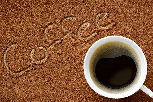 Coffee and coffee powder