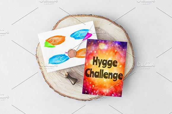 Design Elements For Hygge Challenge