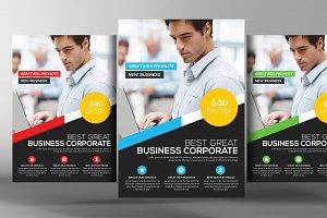 Business Idea Flyer
