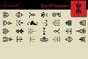 Easy Fleurons Pack