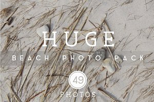 Beach photography pack
