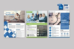 Business Flyers V788