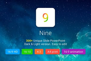 Nine - Multipurpose PowerPoint