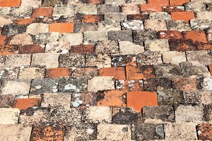 Shingles Roof Texture