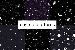 Cosmic patterns.