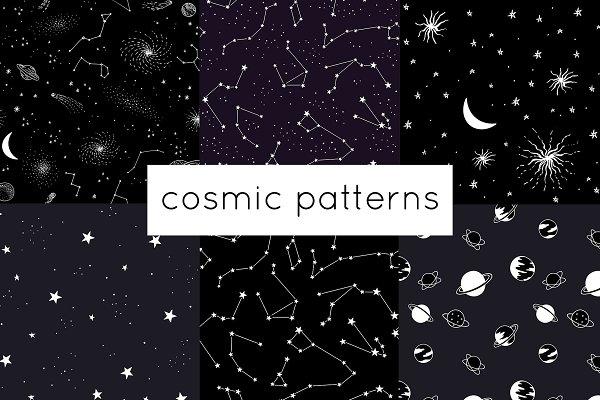 Cosmic patterns.