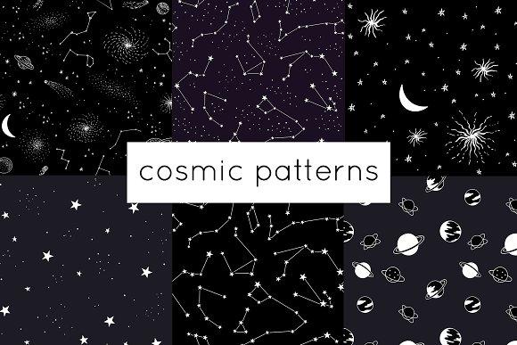 Cosmic Patterns