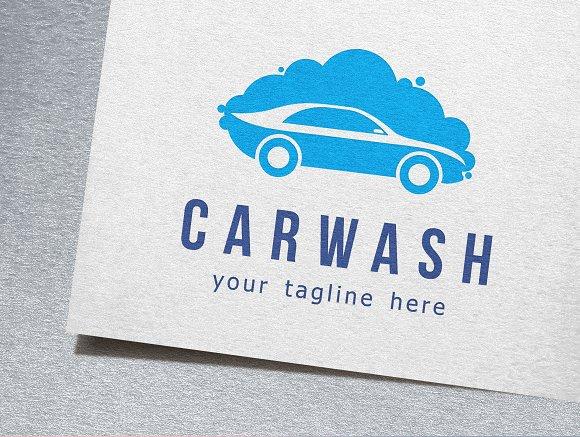 Car Wash Logo